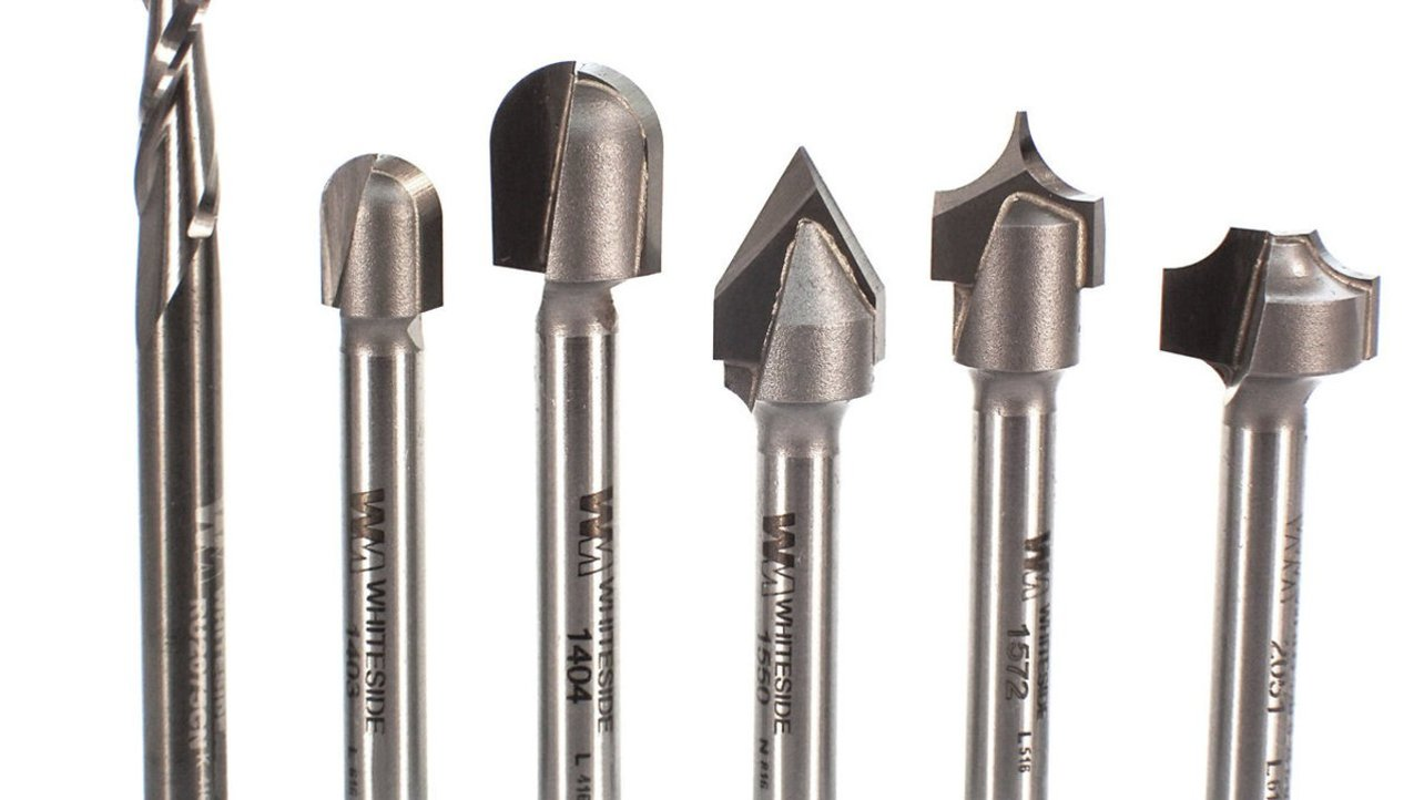 Cnc Router Bits A Simple Guide All3dp