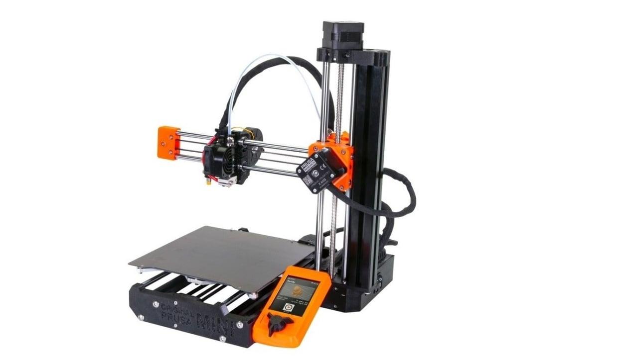 2019 Original Prusa Mini 3D Printer: Review the Specs | All3DP