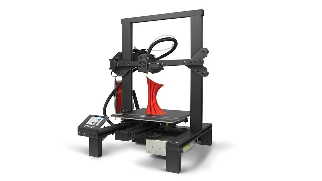 Featured image of 2019 Longer LK4 3D Printer: Review the Specs