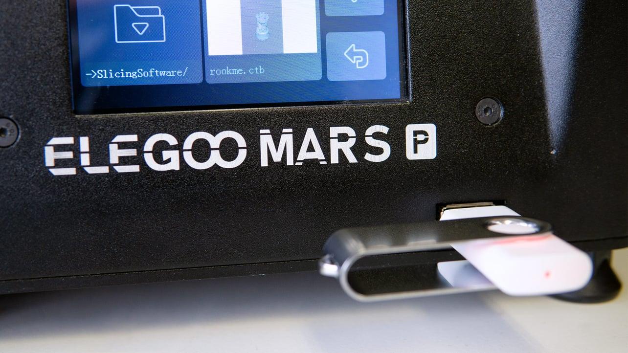 Imagen principal de Análisis de la Elegoo Mars Pro: una impresora 3D estelar