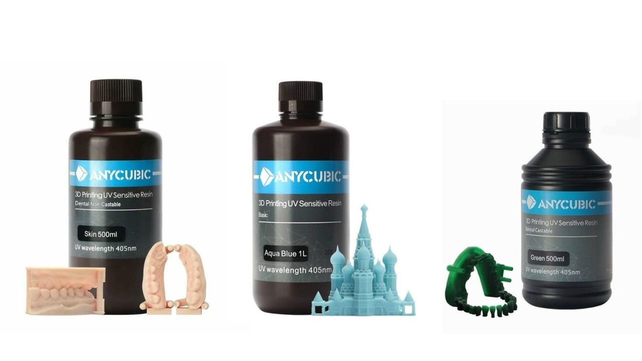 Featured image of 2019 Anycubic Resin Guide