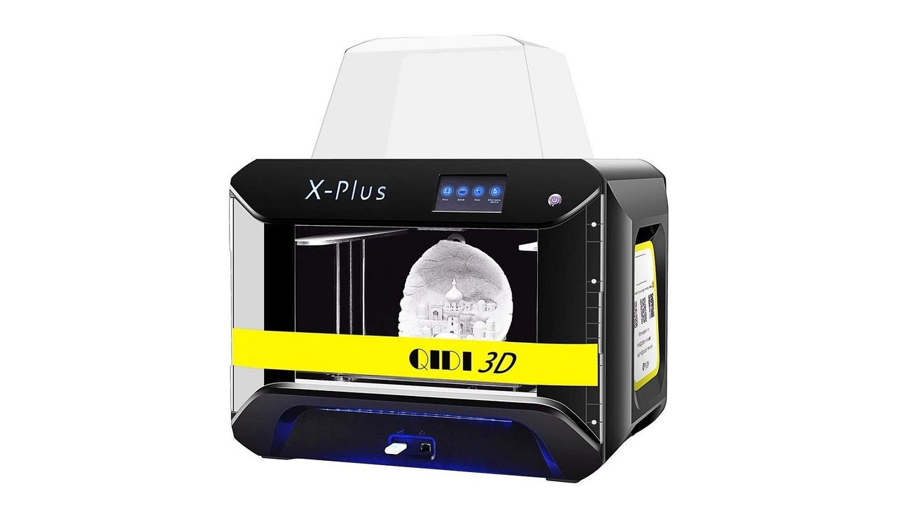 Featured image of 2019 Qidi Tech X-Plus 3D Printer: Review the Specs