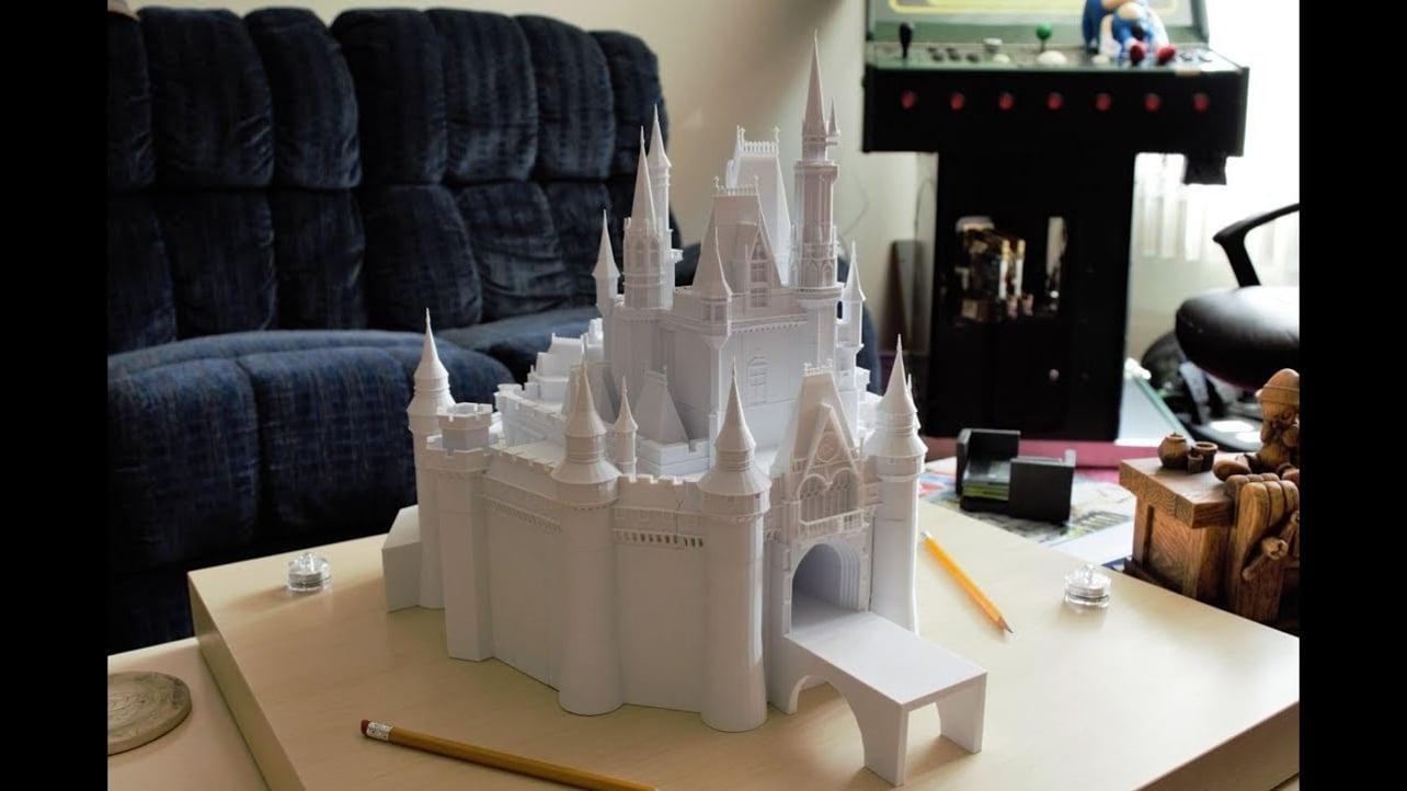 Featured image of Disney+ 3D Prints: 10 Service-Celebrating Models