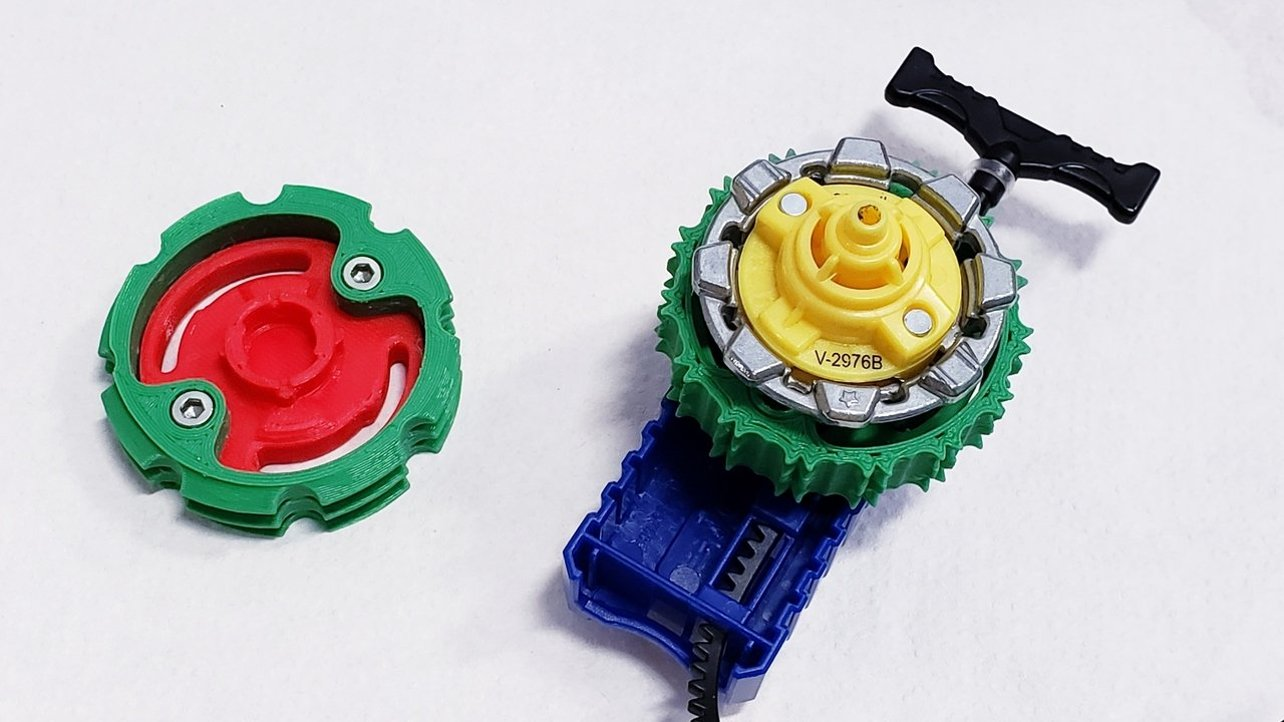 Featured image of 3D Printed Beyblade: 20 Best Curated Models