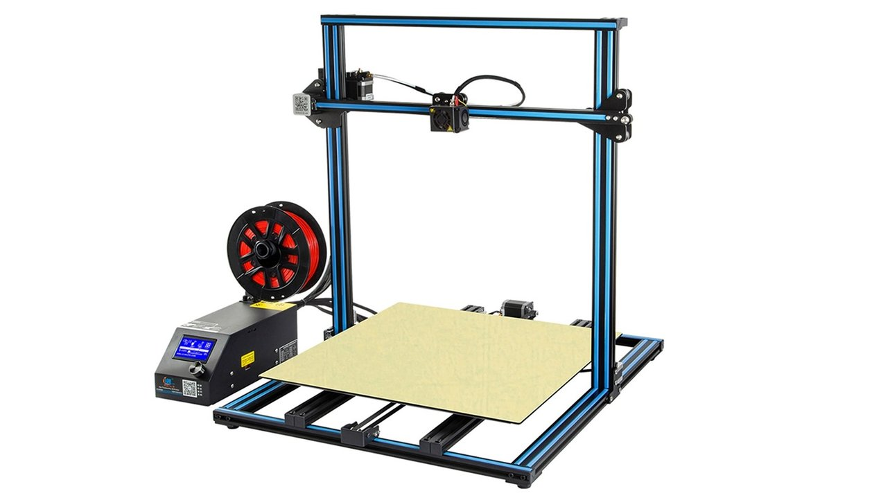 Featured image of 2020 Creality CR-10 S5: Review the Specs