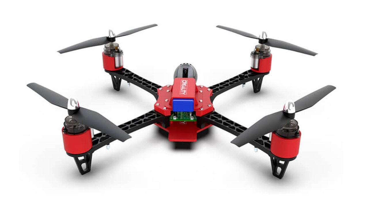 Featured image of Creality Searcher 01 3D Printed Drone Assembly Kit: Review the Specs
