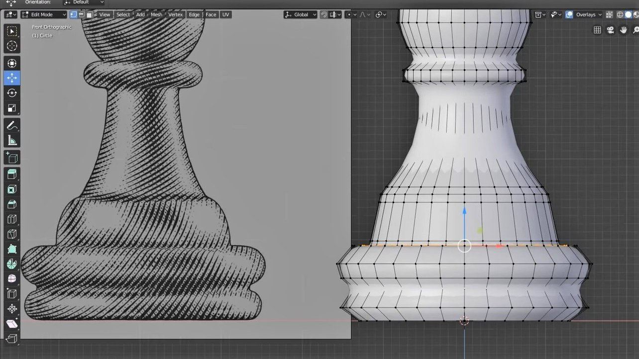 Featured image of Blender: How to Add a Vertex – Simply Explained