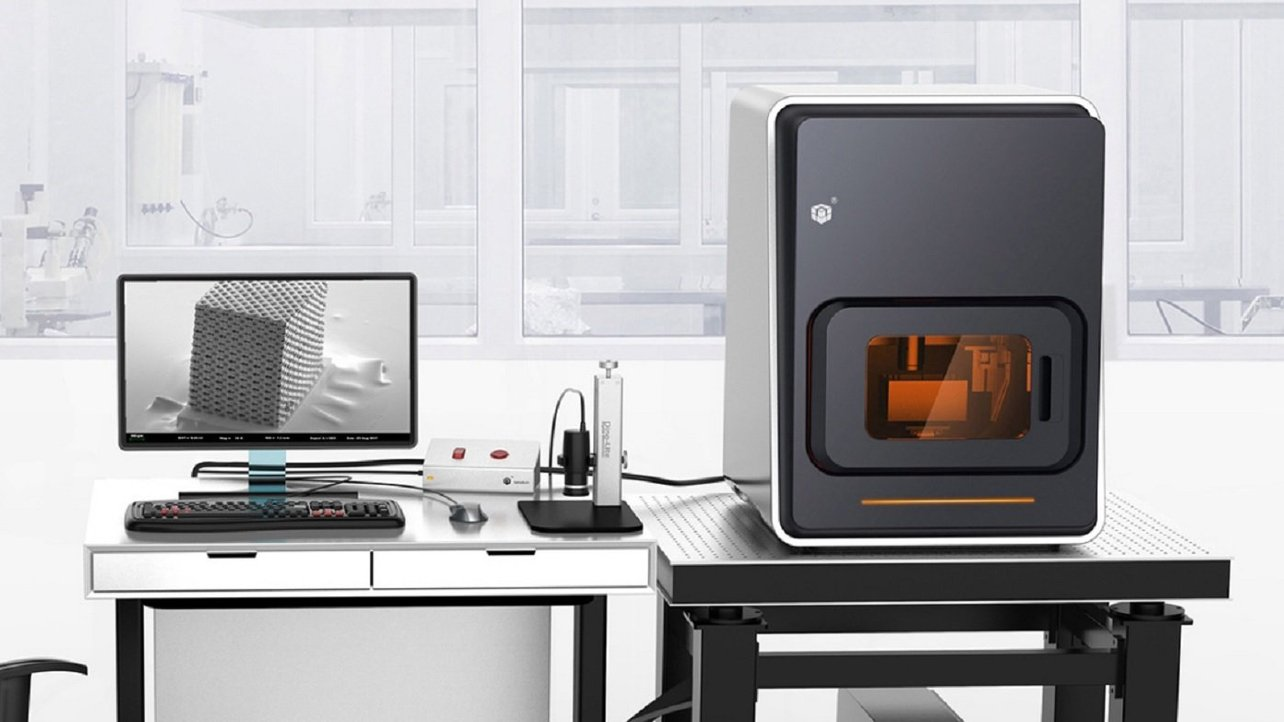 Featured image of Boston Micro Fabrication Unveils High-Resolution Microscale 3D Printing Technology