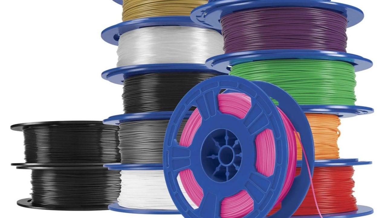 Image de l'en-tête de Filament PLA : les meilleures marques de 2021