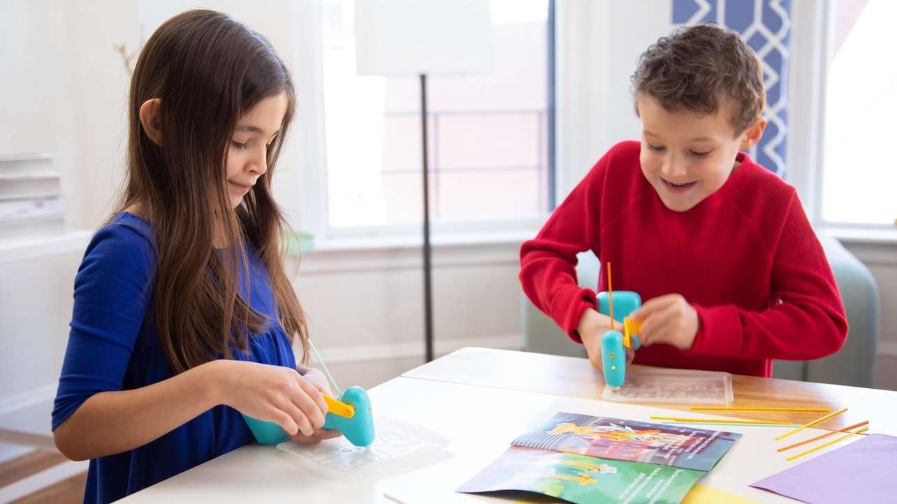 Featured image of 3Doodler Introduces 3D Build & Play for Children
