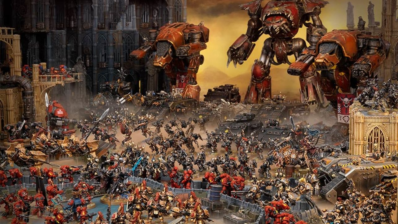 Featured image of 2020 Best Sites for 3D Printed Warhammer Stuff