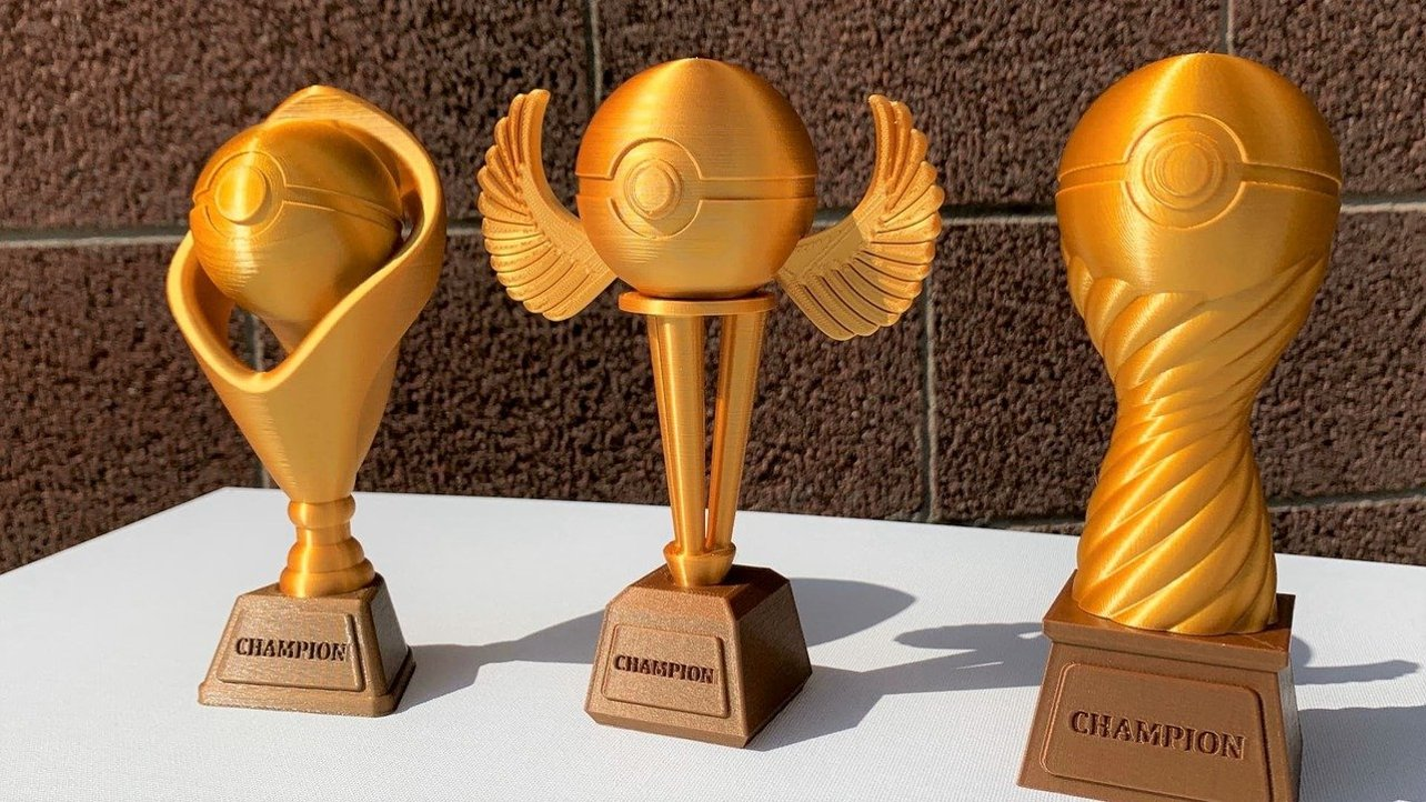 Featured image of 3D Printed Trophy: How to Model & Print Your Prize