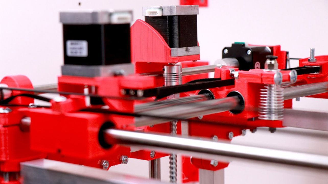 Featured image of 3D Printer Axis: The Basics – Simply Explained