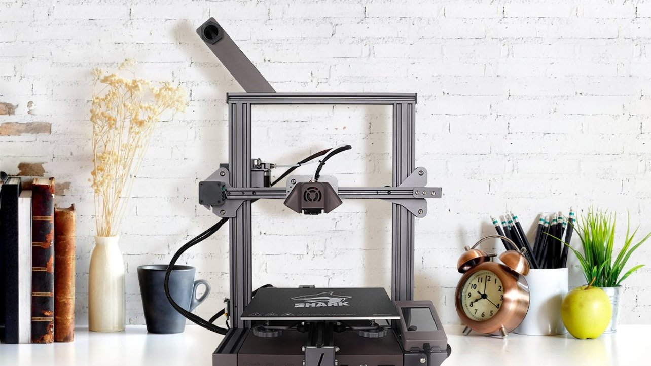 Featured image of Introducing the Lotmaxx SC-10 Shark: Print Faster, Better, and More Affordably