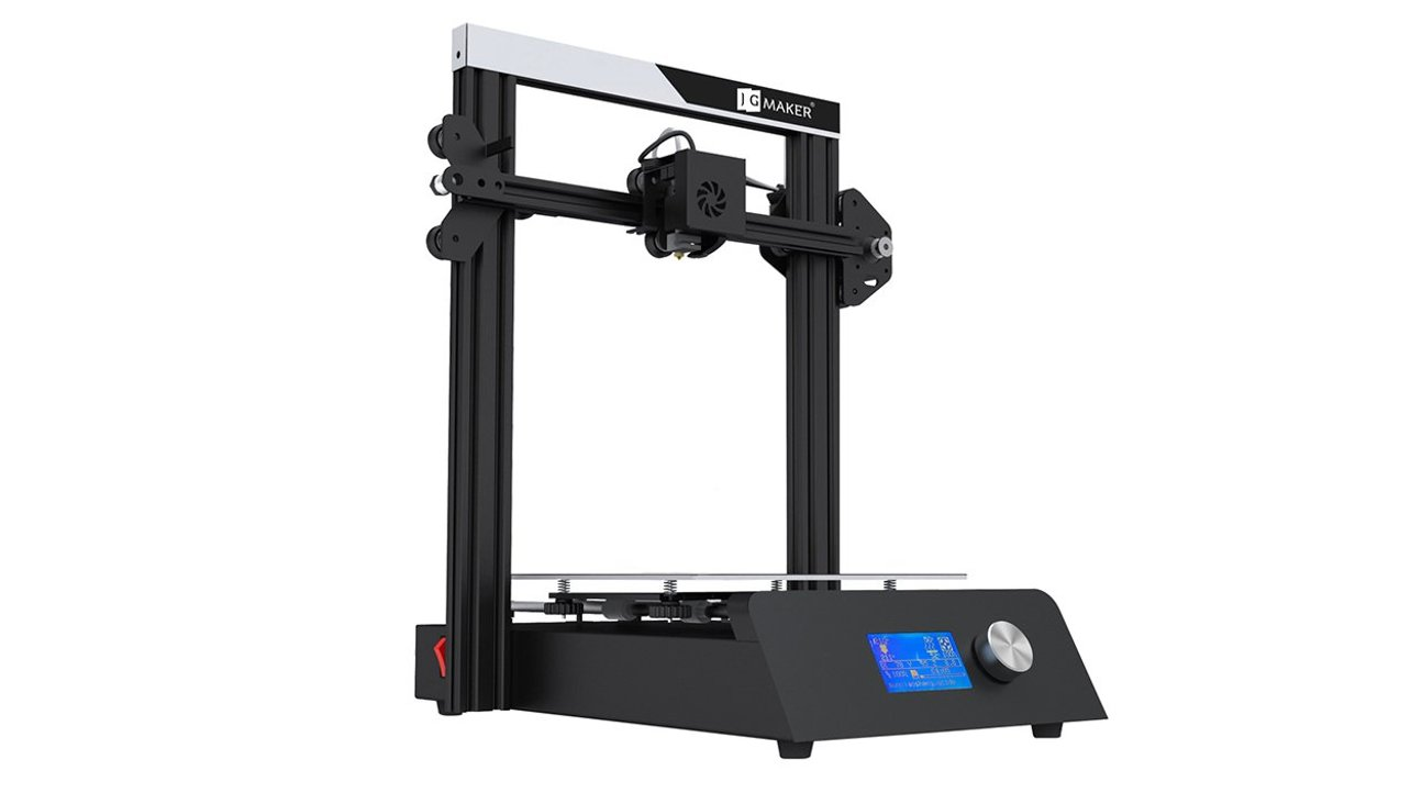 Featured image of JGAurora/JGMaker Magic 3D Printer: Review the Specs