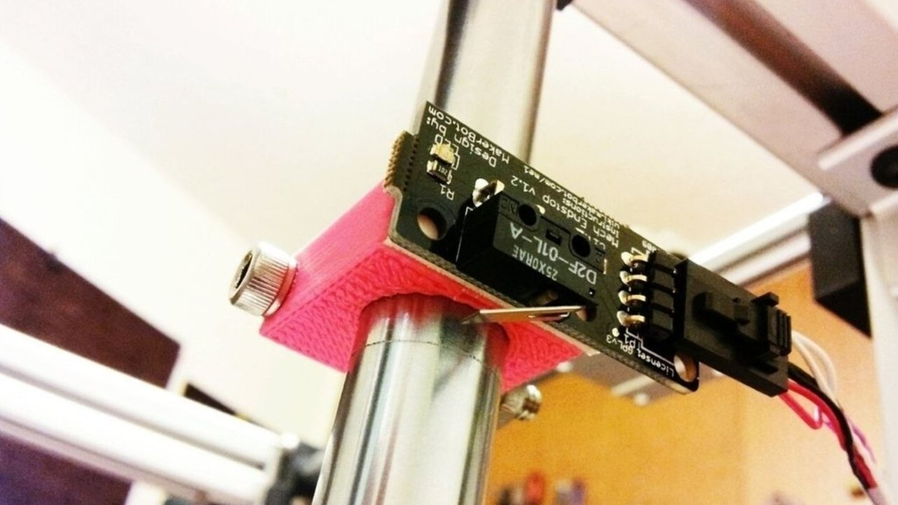 Featured image of 3D Printer Endstop Switch vs Optical Endstop