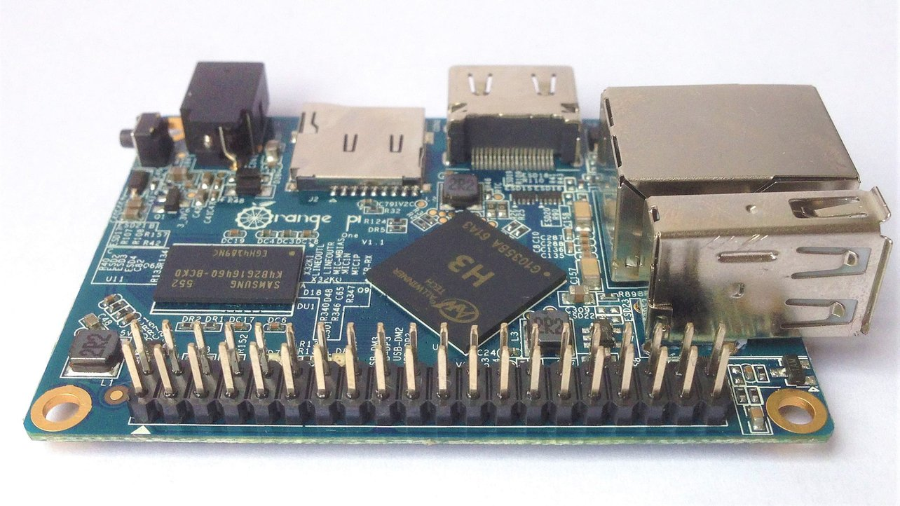 Featured image of Orange Pi One: Review the Specs