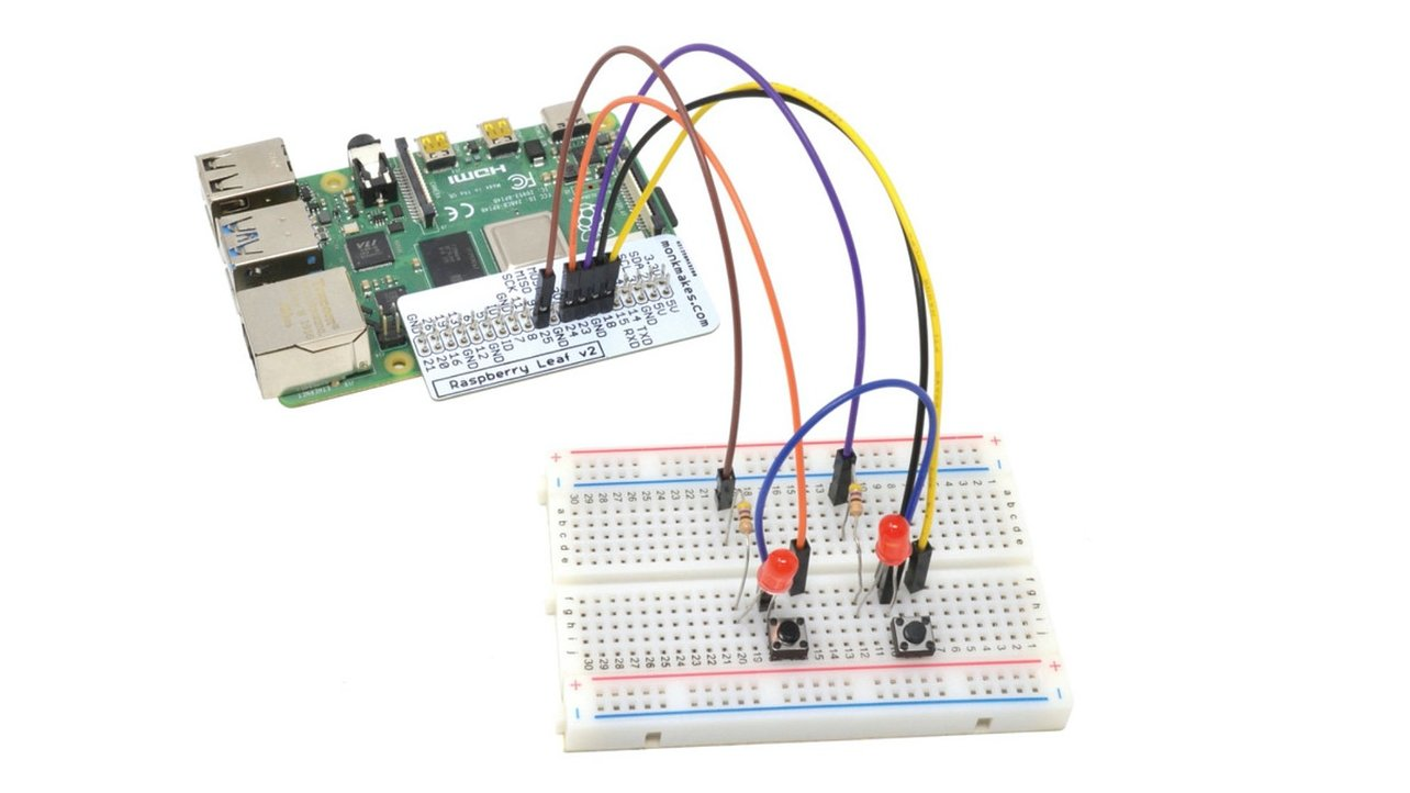 Featured image of 50 Cool Raspberry Pi Projects for April 2021