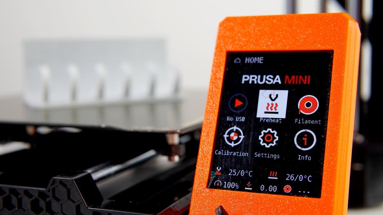 Featured image of Original Prusa Mini+ Review: Mega Mini