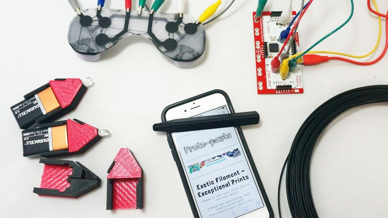 Featured image of Conductive Filament (PLA): The Basics & Best Brands