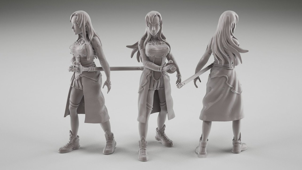 Featured image of Anime 3D Print: 10 Best Sources for Anime Figurines