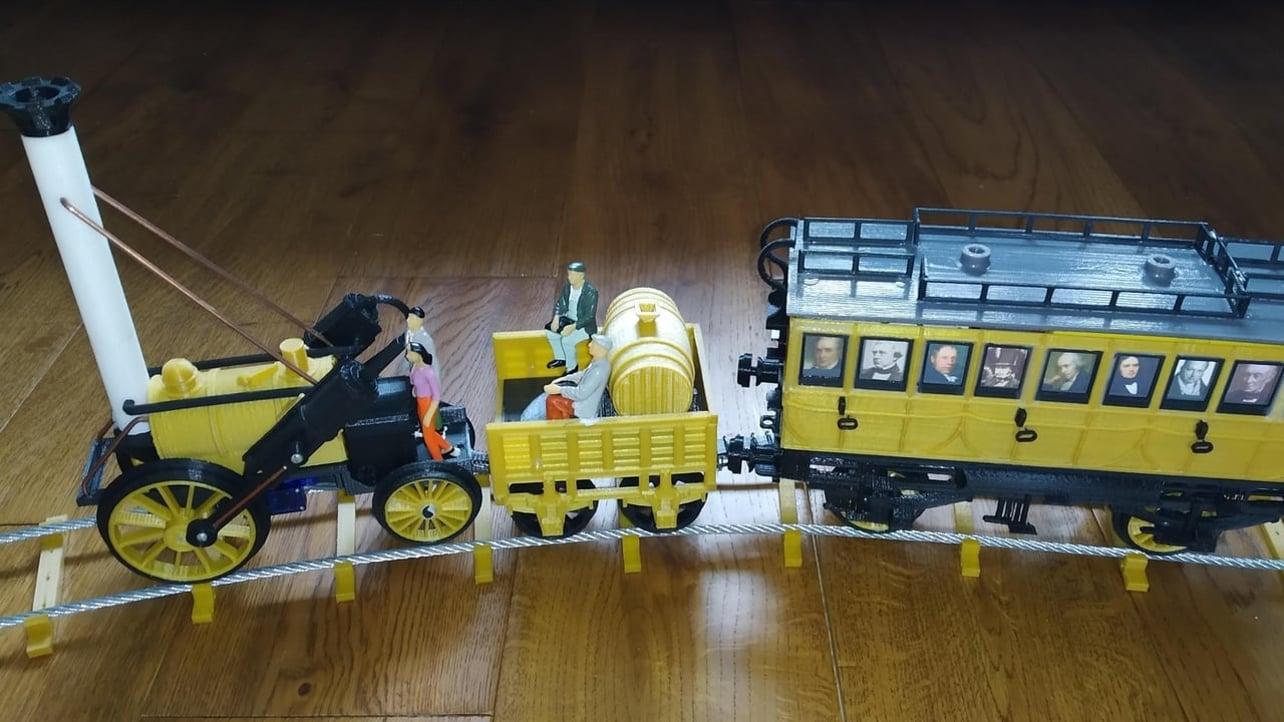 Featured image of Train & Railways 3D Models: 10 Best Sources