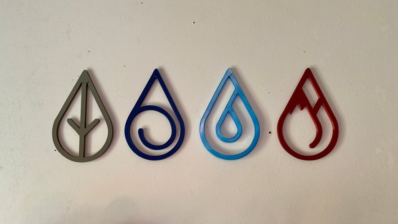Featured image of 3D Printed 2D Art: 15 Models That Are Just Flat Awesome