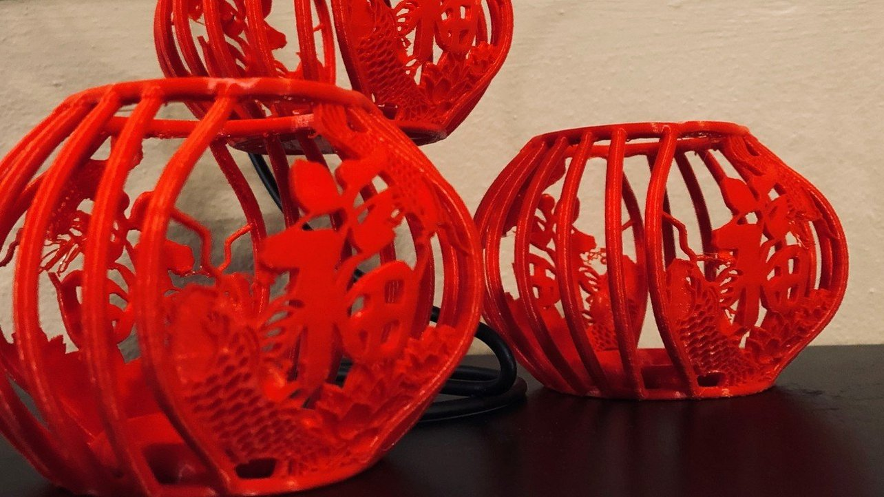 Featured image of Lunar New Year 3D Prints: 12 Great Models to Celebrate