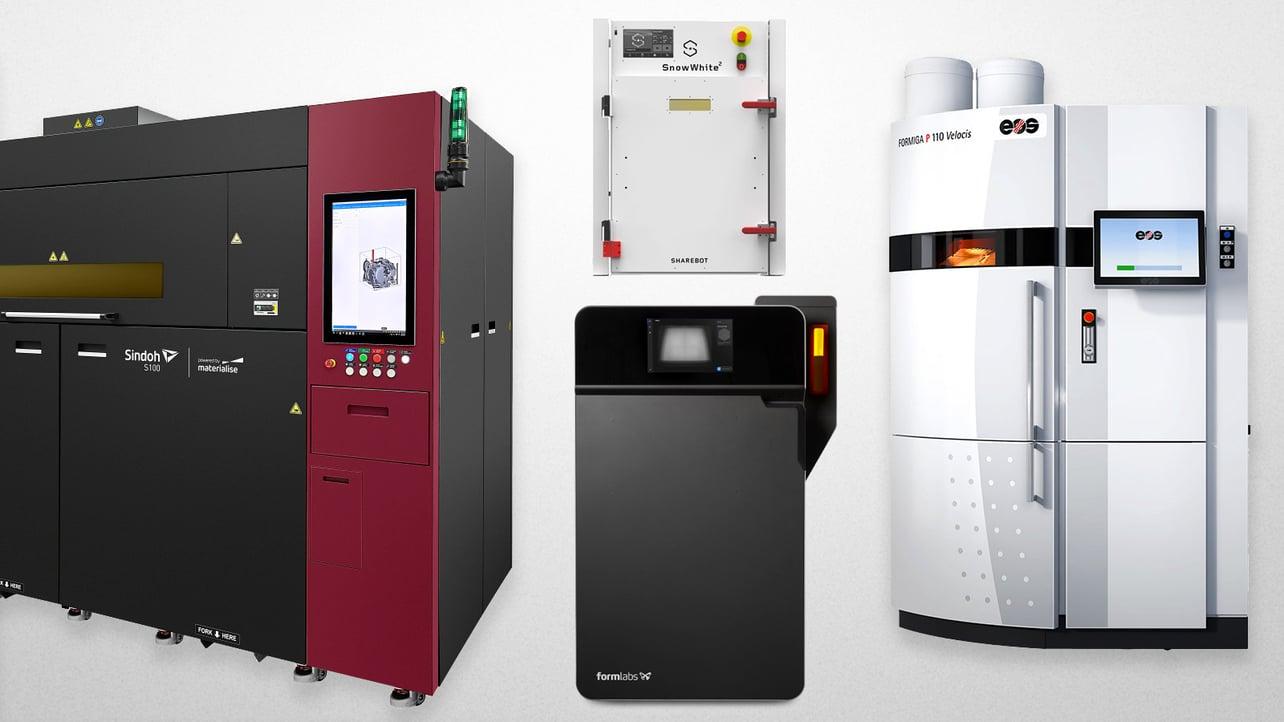 Featured image of Best SLS 3D Printers in 2021 – Buyer's Guide