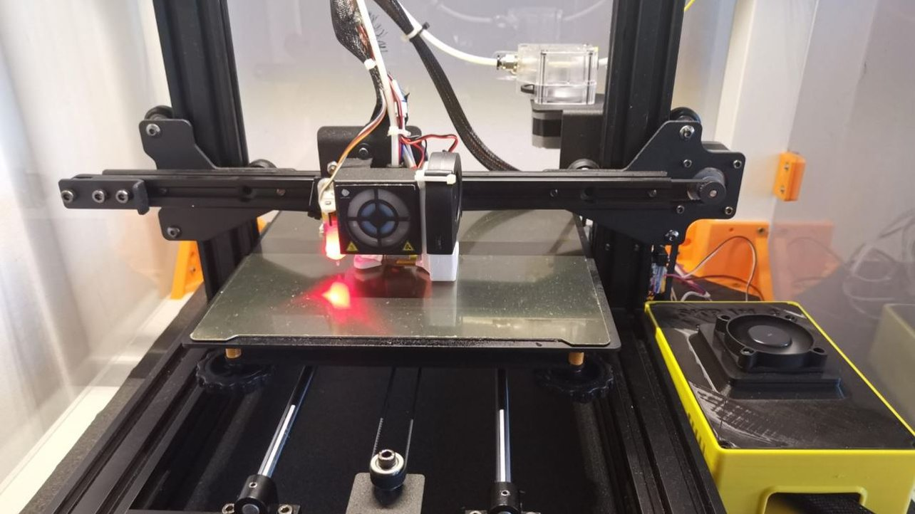 Featured image of Best Anycubic Mega Zero Upgrades & Mods