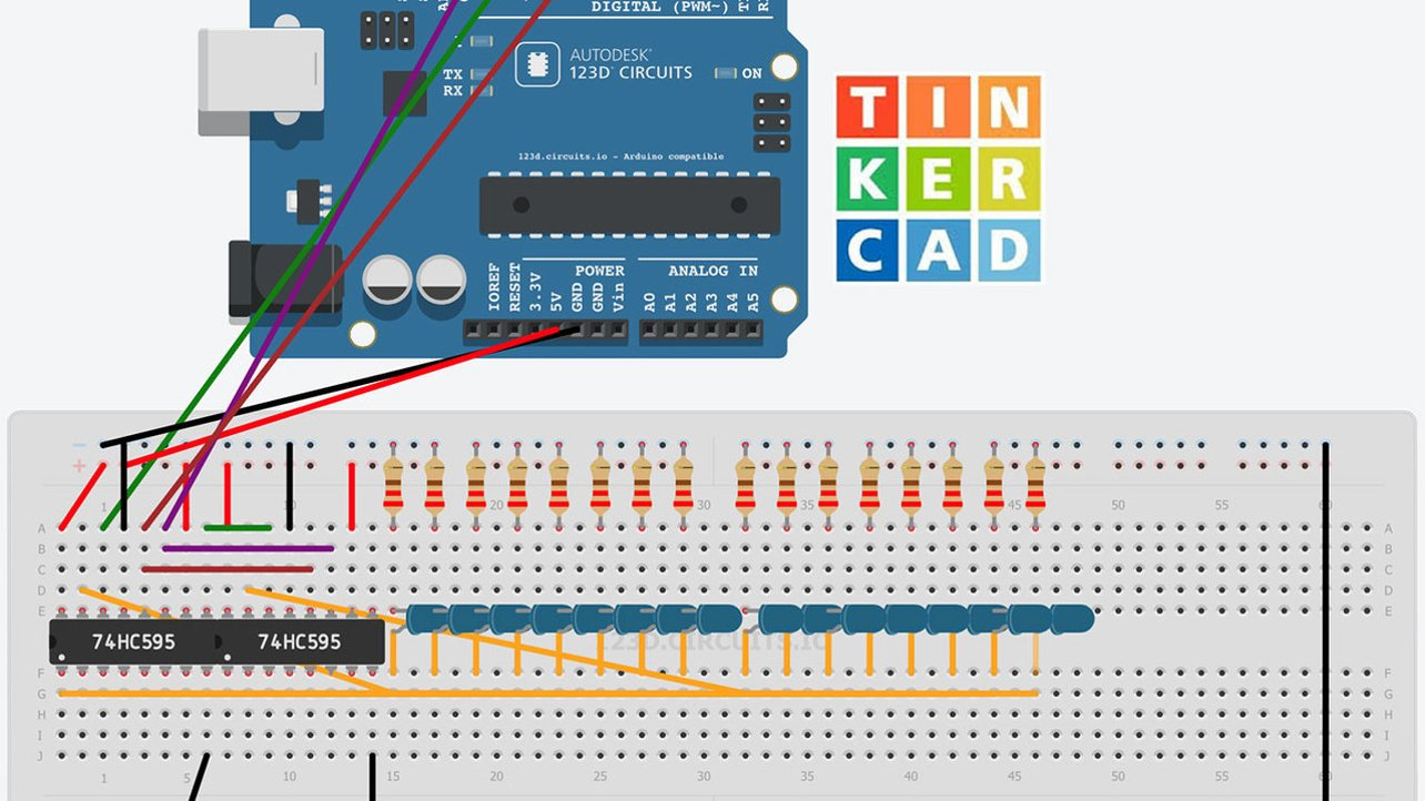 Featured image of Top 10 Tinkercad Arduino Projects of 2021