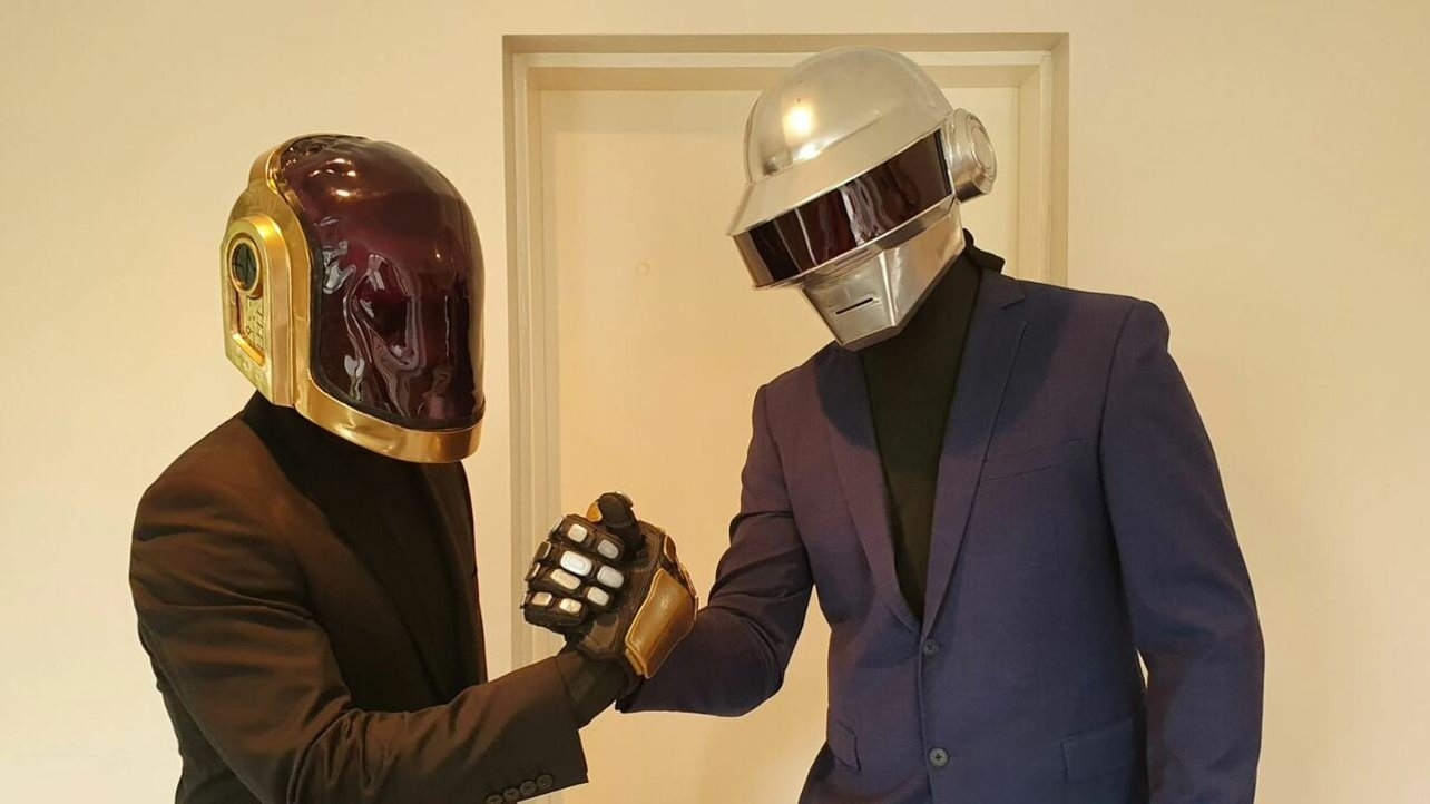 Featured image of Daft Punk Helmet: 3D Print Your Own for Good Fun!