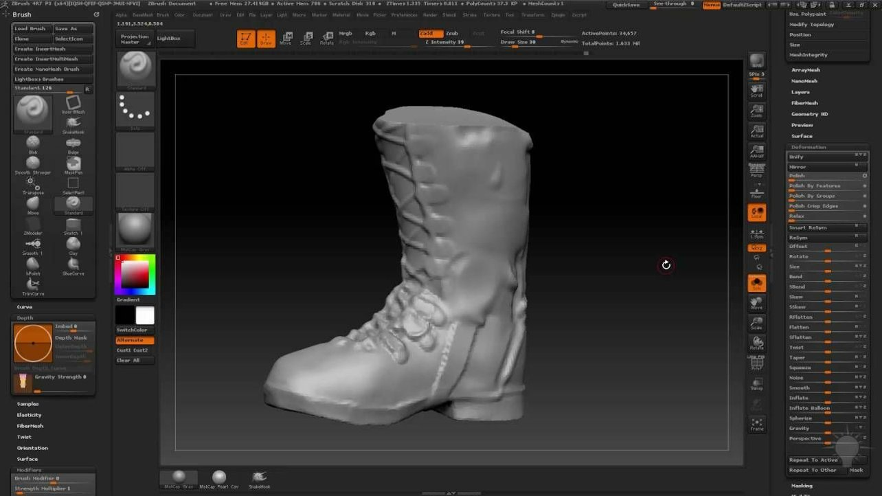 Featured image of ZBrush vs Blender: 3D Modeling Software Compared