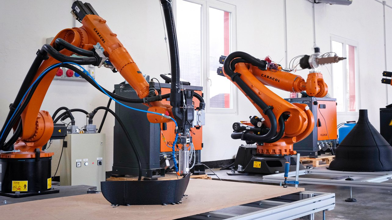 Featured image of Robotic Arm 3D Printing – Platforms & Software