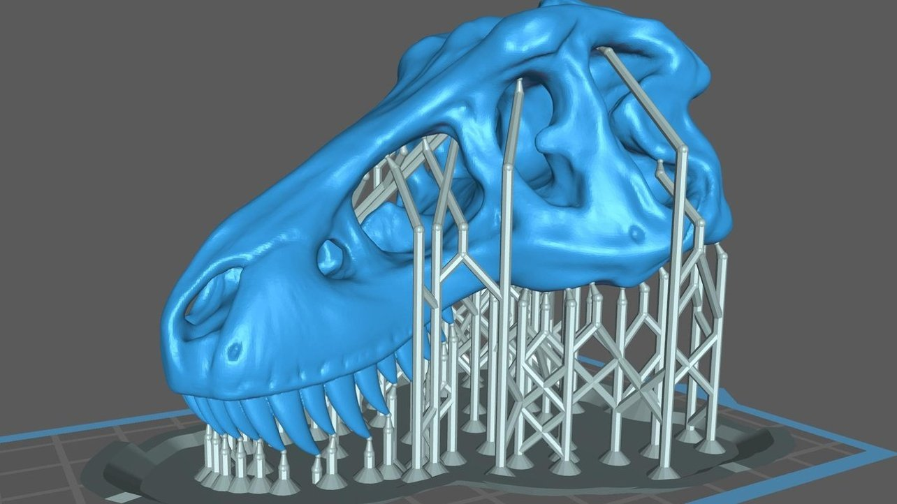Featured image of Best ChiTuBox Support Settings for Resin Prints