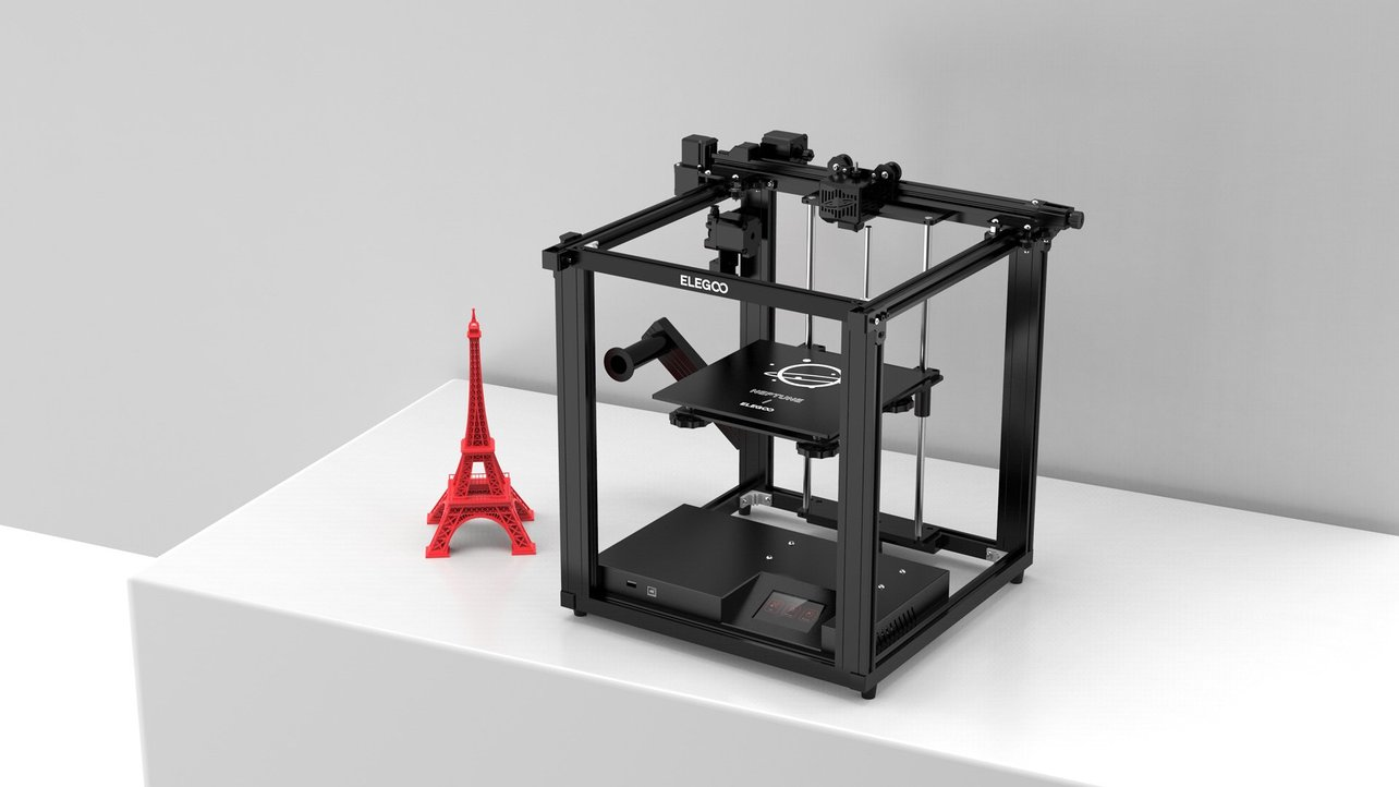Featured image of Elegoo Gives A Glimpse Of Its Next 3D Printer, the Neptune X