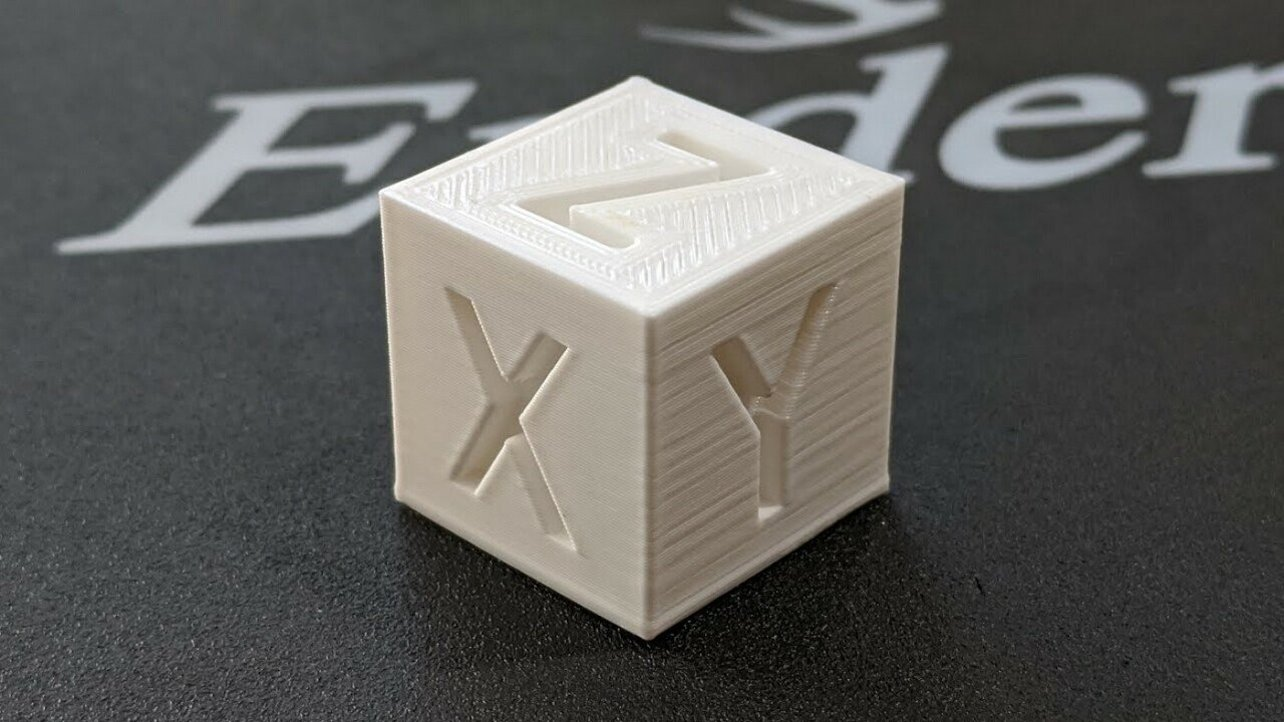 Featured image of Best 3D Printer Calibration Cubes in 2021