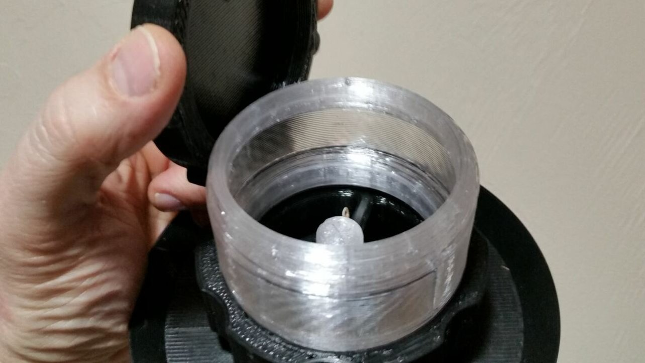 Featured image of Clear PETG Filament: The Basics & Best Brands