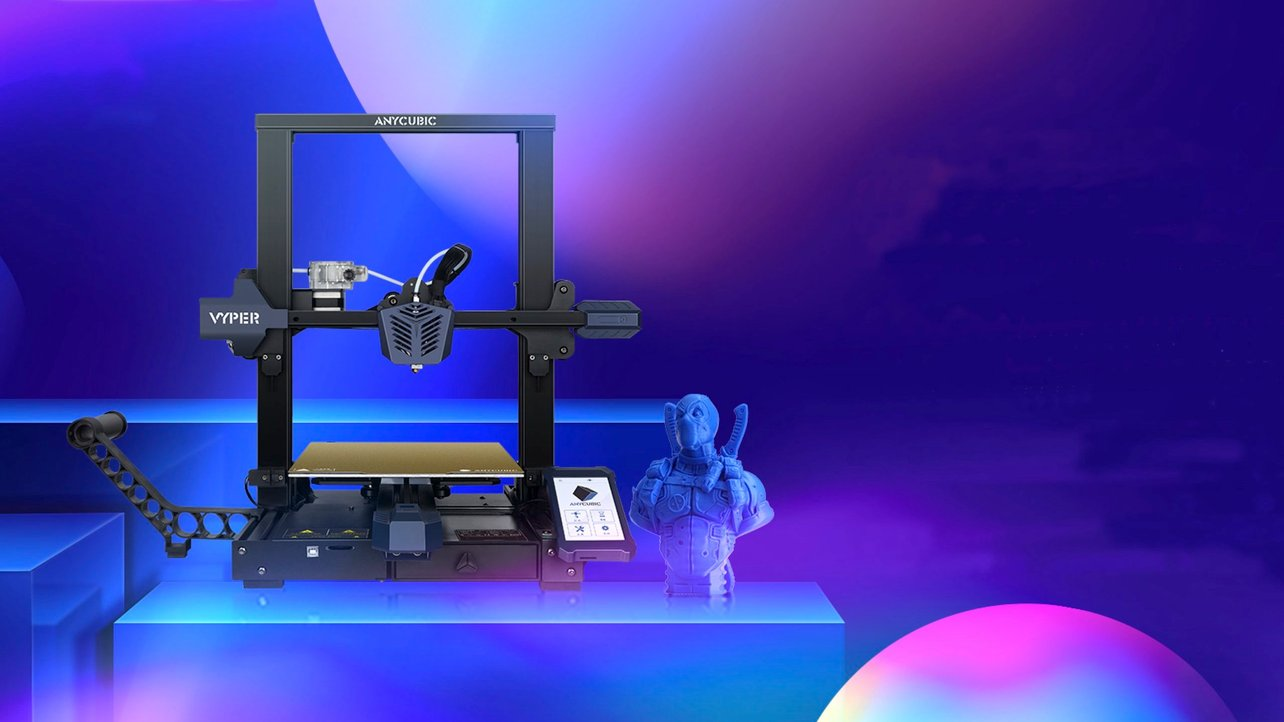 Featured image of Anycubic Launches Vyper: An Innovative and Affordable Auto-Leveling 3D Printer