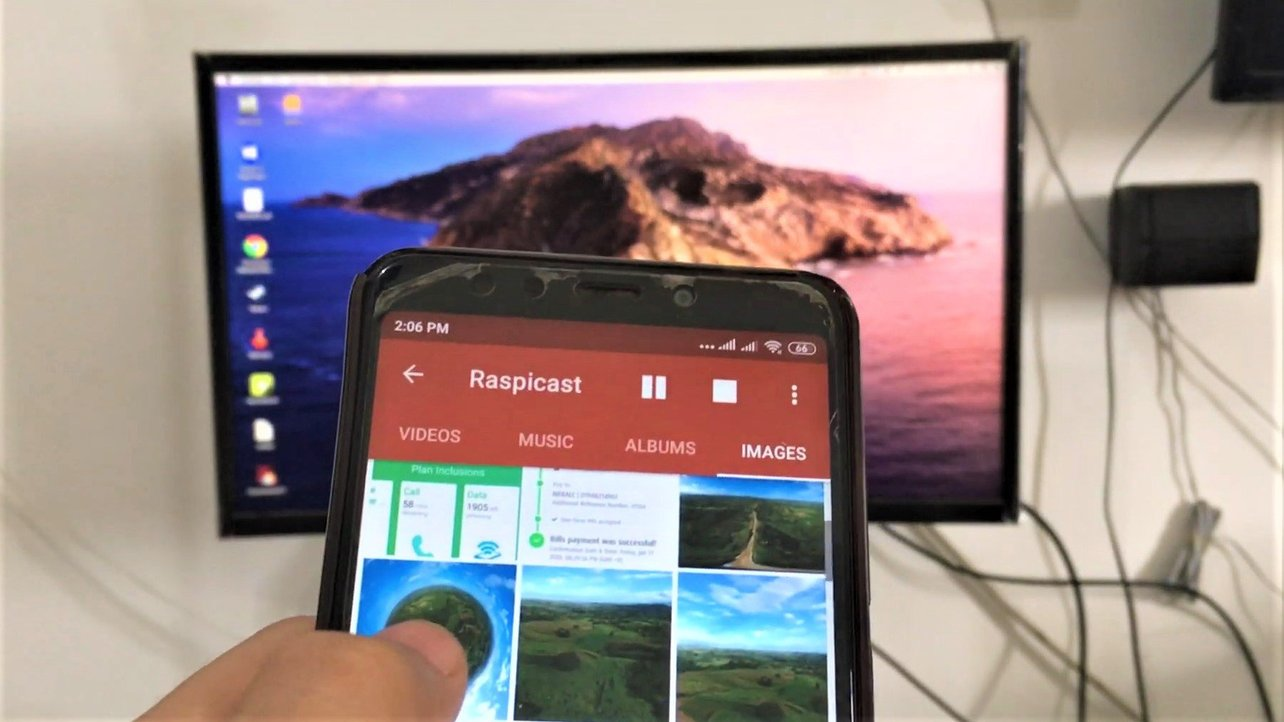 Featured image of Use Your Raspberry Pi as a Chromecast Alternative