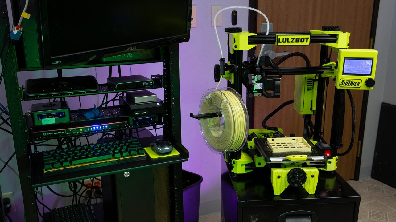 Featured image of New LulzBot Taz SideKick 3D Printer Can Be Whatever You Want it To Be