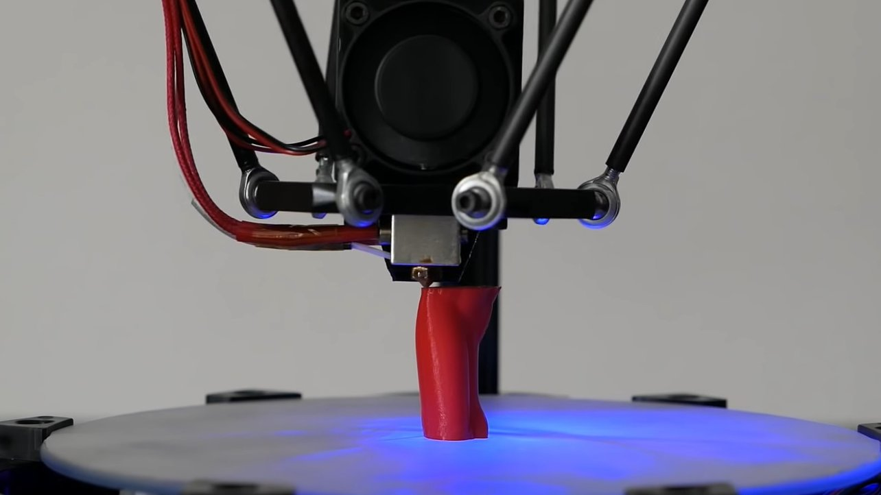 Featured image of Best Delta 3D Printers in 2021 – Buyer's Guide