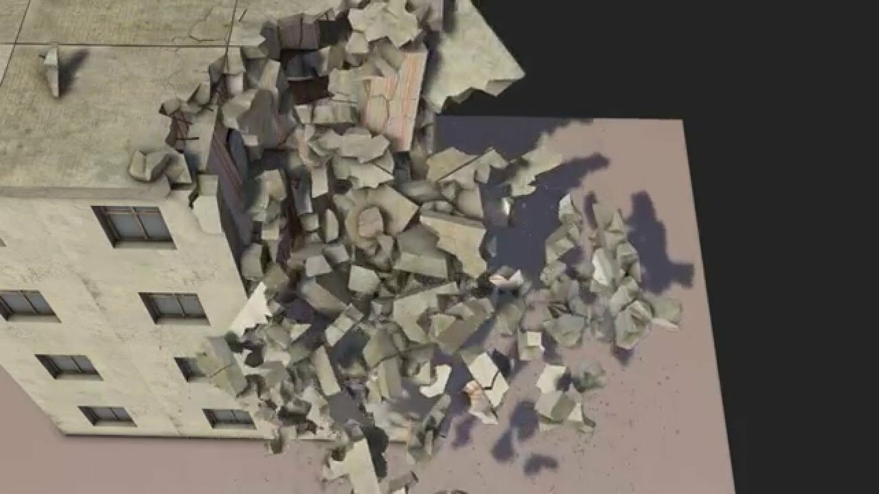 Featured image of Blender Fracture Modifier – Simply Explained