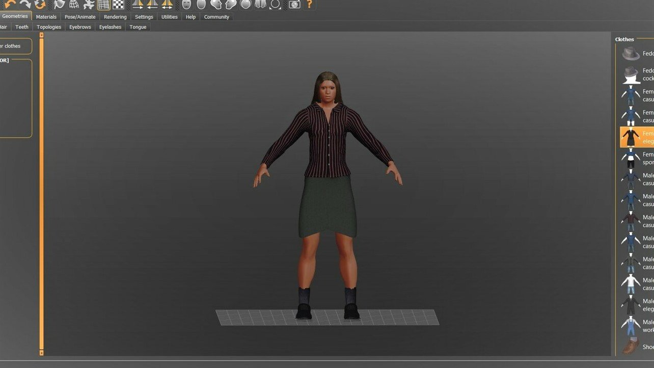 Featured image of MakeHuman & Blender: How to Make Them Work Together
