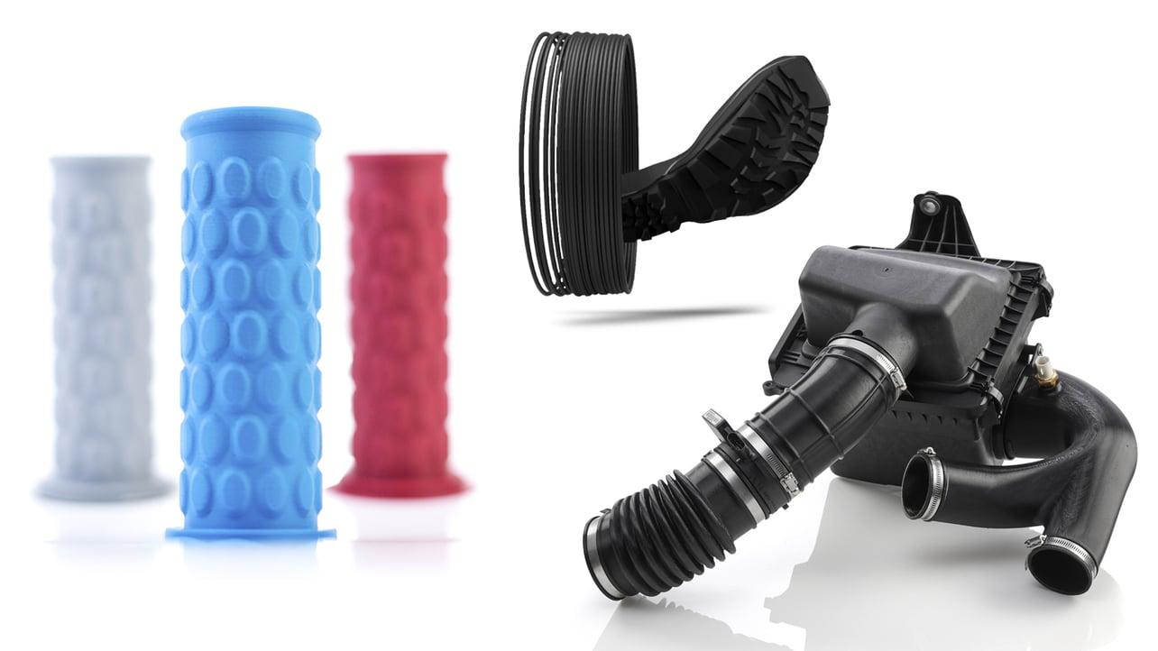 Featured image of Flexible Filament (TPU/TPE/TPC): Best Brands in 2021