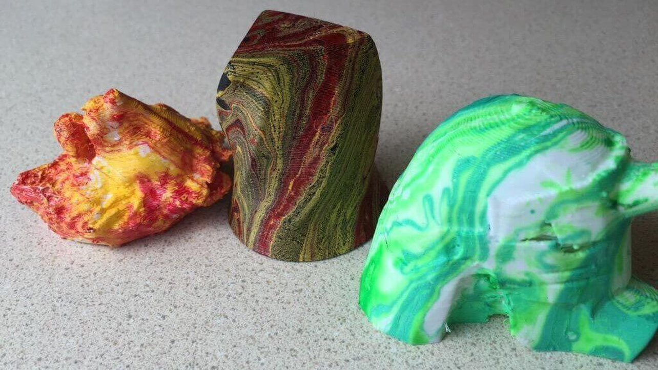 Hydro Dipping and Other Tricks to Post-Process 3D Prints