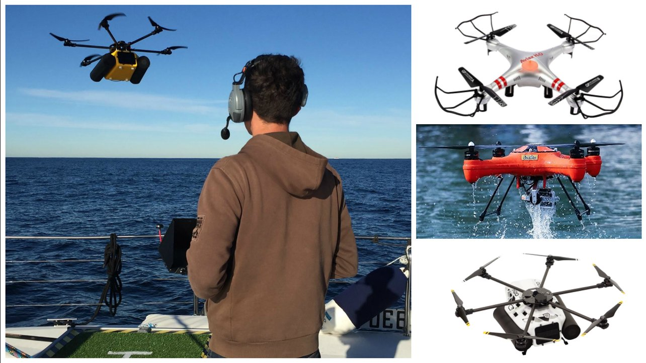 10 Best Waterproof Drones You Can Fly | All3DP