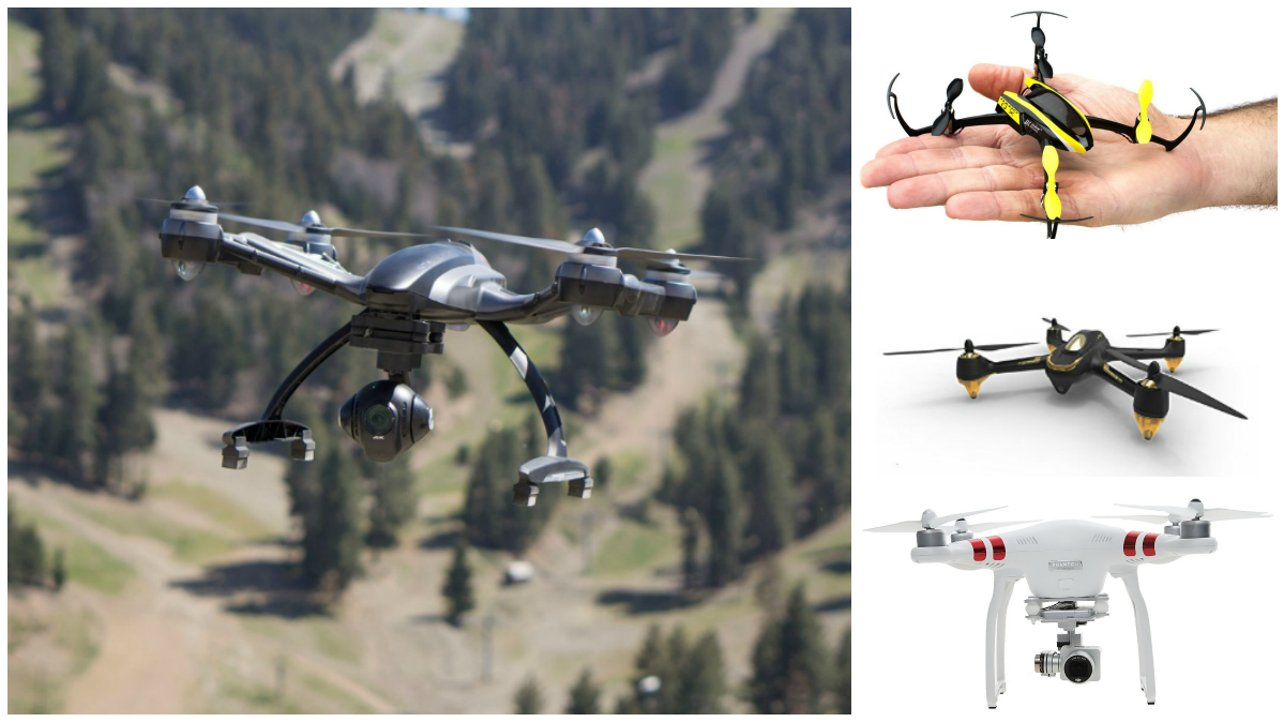 15 Best Drones for Beginners of 2018 | All3DP