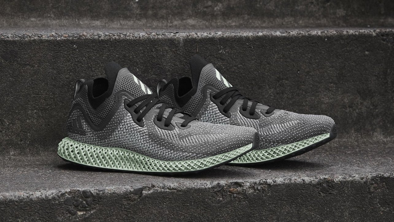 Carbon's Incredible Adidas 3D Printed Shoe is Now