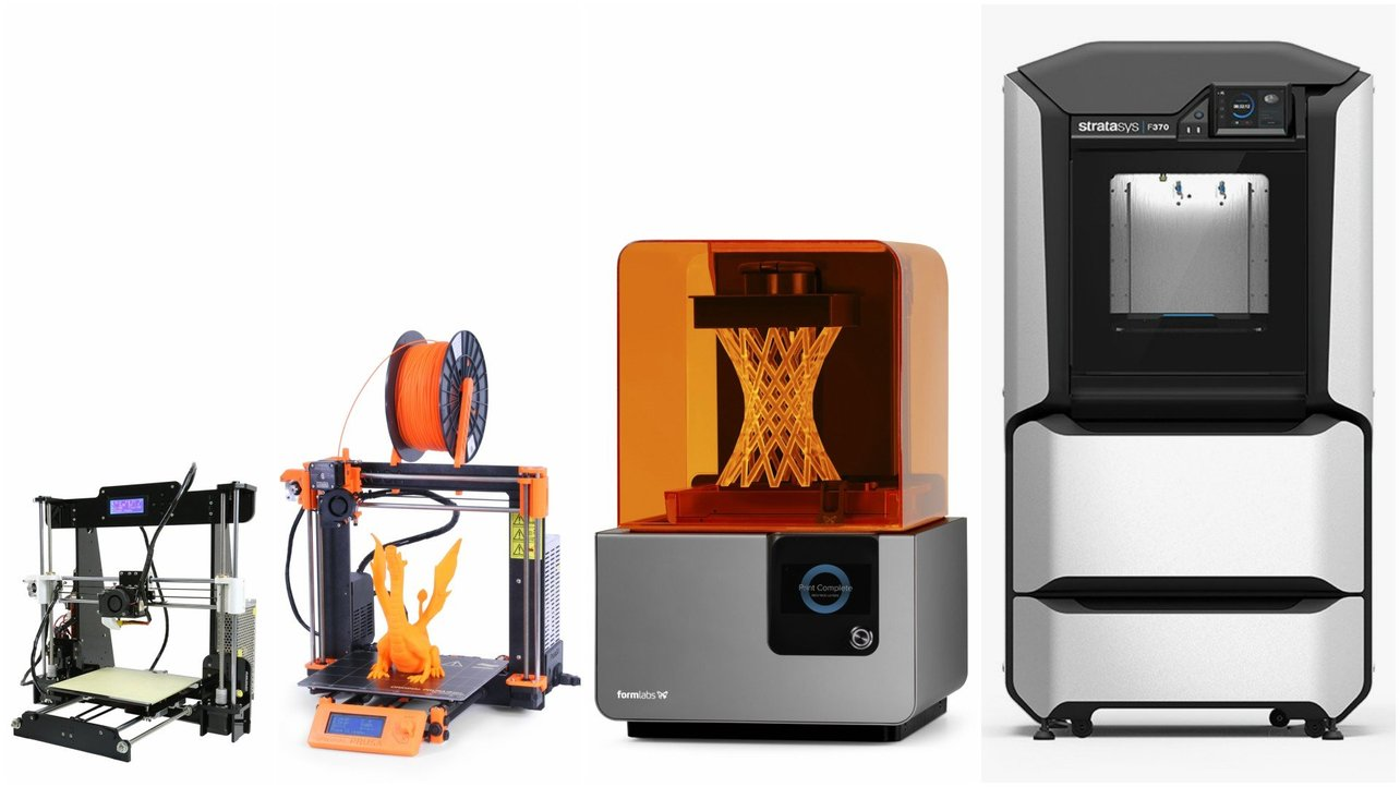 2019 3D Printer Prices: How Much Does a 3D Printer Cost